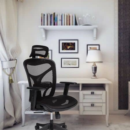 top 10 best office chairs under $300 of 2017 - chair adviser