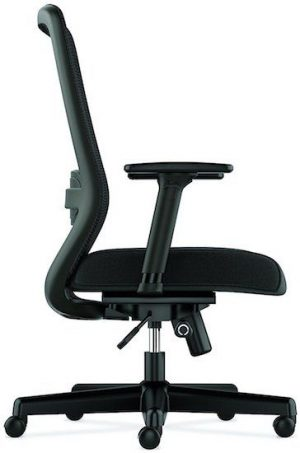 Adjustable Armrests Lumbar Support and Height - HON Computer Desk Chair