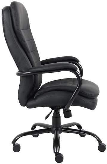 Boss Office Products B991-GY Heavy Duty Executive Office Chair Under $300