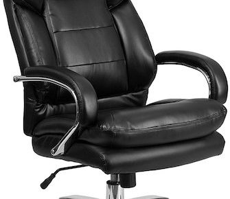 best executive chair under $300 for big and tall guys