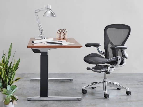 Herman Miller Aeron Chair Design