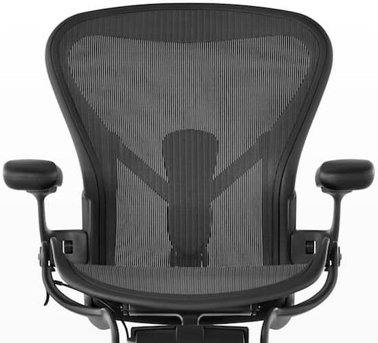 Herman Miller Aeron Office Chair - Waterfall design