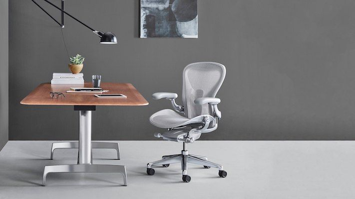 herman miller aeron chair review best office chair money. Black Bedroom Furniture Sets. Home Design Ideas
