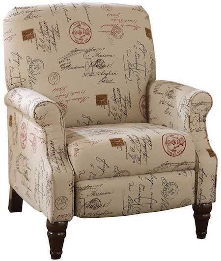 Ashley Furniture Placido Recliner - Script Design