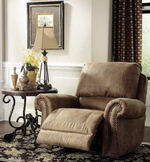 Ashley Furniture Signature Design Manual Reclining Chair