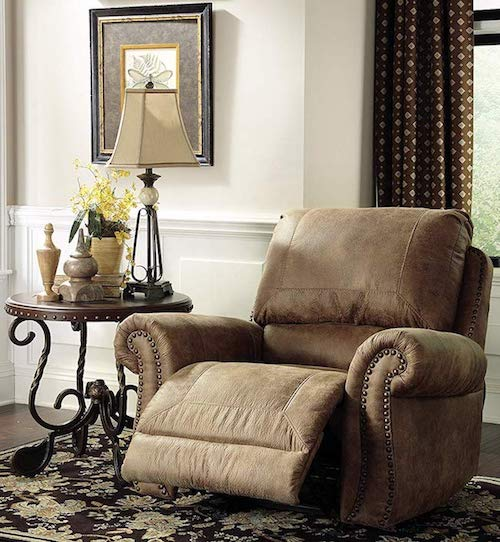 Ashley Furniture Signature Design Manual Reclining Chair