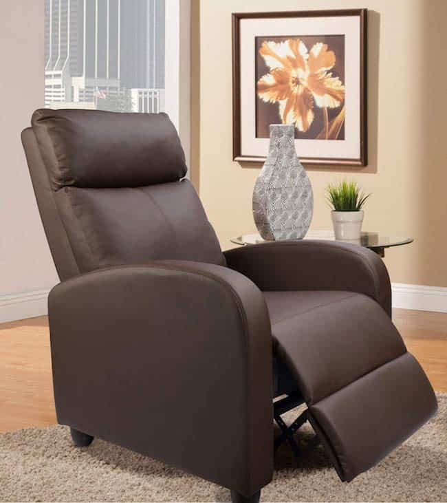 Devoko - best recliners for bad backs