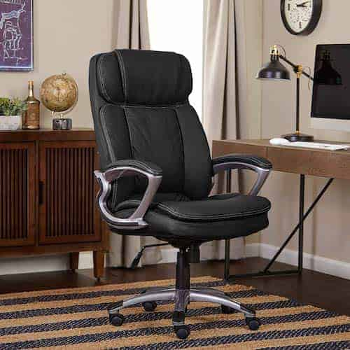 Serta Works Executive Chair - best office chair under $200