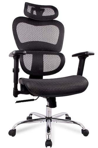 Smugdesk Mesh Computer Office Chair
