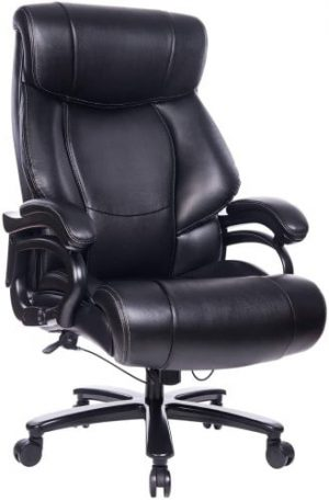 Reficcer Heavy Duty Executive Office Chair Under $300