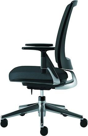 HOLota Mid-Back Work Chair