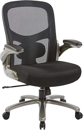 Office star executive chair - best office chair under $500 for back pain