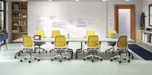 Series 1 chair by Steelcase