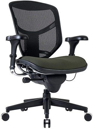 Work pro quantum 900 series - best office chair for lower back pain