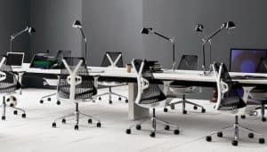 Sayl Chairs by Herman Miller