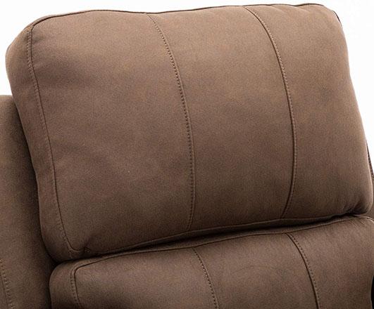 Bronze Home Power Recliner Chair Pillow