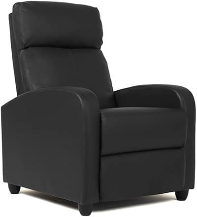 FDW Wingback - best budget recliner for sleeping