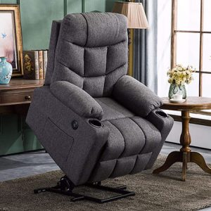 Electric Power Lift Recliner