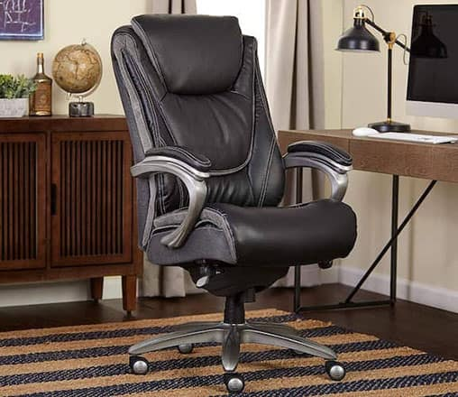 Serta Big and Tall Office Chair - Best office chair for cervical pain
