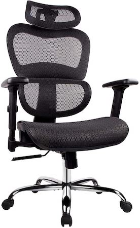 Smugdesk Ergonomic Office Chair - best office chair for neck pain under $200