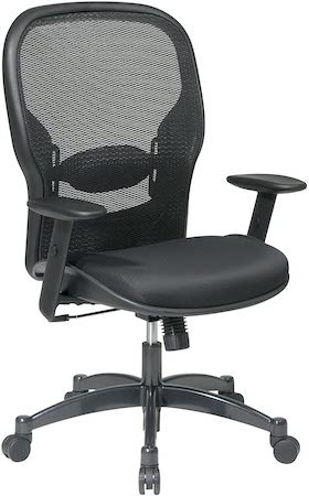 SPACE Seating Mesh Back Office Chair