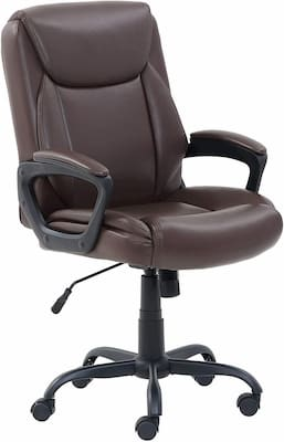 amazon basics inexpensive office chair