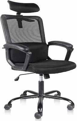comfortable and affordable office chair by smugdesk