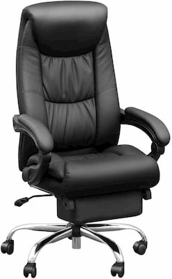 Duramont Leather Reclining Office Chair - Most Premium Option