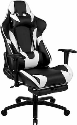 Flash Furniture x30 Gaming Chair - Best Budget Reclining Chair with Footrest