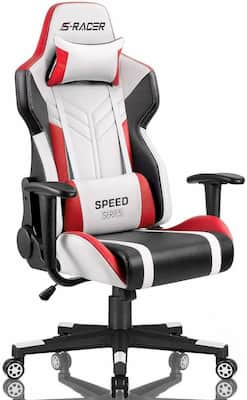 Homall gaming chair in $100 price range
