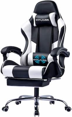 GTPlayer gaming chair under $100 with massage function