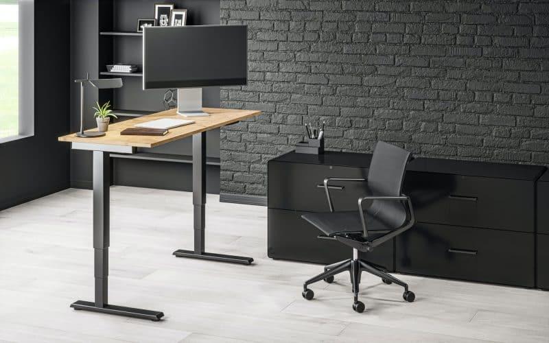 best office chair in sleek black office