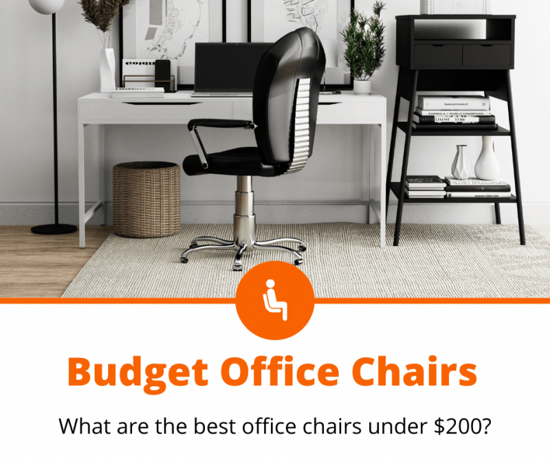 best office chairs under 200