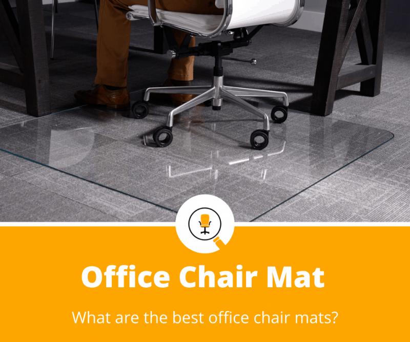 best office chair mats