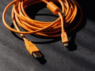 hiding computer cords